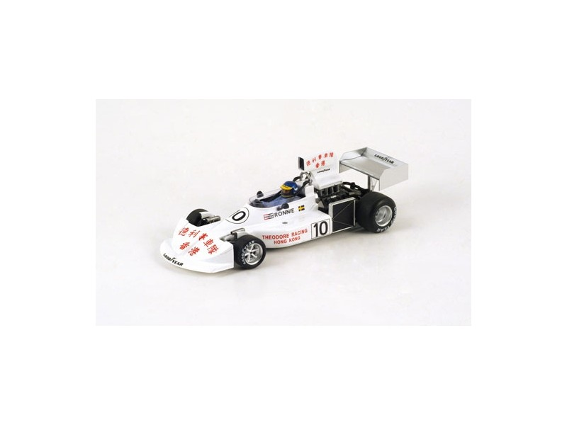TSM MODEL MODELLINO AUTO 1:43 MARCH 761 n.10 R. PETERSON UNITED STATES GP 1976