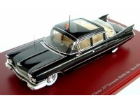 TSM MODEL MODELLINO AUTO 1:43 CADILLAC SERIES 75 LIMOUSINE BUBBLE TOP QUEEN ELIZABETH II