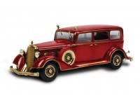 TSM MODEL MODELLINO AUTO 1:43 CADILLAC DELUXE TUDOR LIMOUSINE 8C THE LAST EMPEROR OF CHINA
