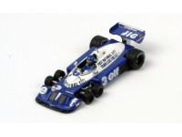 TSM MODEL MODELLINO AUTO 1:43 TYRRELL P34 R. PETERSON n.3 USA GP 1977