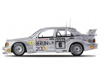TSM MODEL MODELLINO AUTO 1:43 MERCEDES BENZ 190E EVO2 AMG N.6 BERLIN 2000 DTM 1992 K. ROSBERG