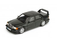 TSM MODEL MODELLINO AUTO 1:43 MERCEDES BENZ 190E EVO2 1990 BLACK