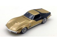 TSM MODEL MODELLINO AUTO 1:43 CHEVROLET CORVETTE 1969 ASTROVETTE APOLLO 12