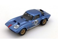 TSM MODEL MODELLINO AUTO 1:43 CHEVROLET GRAND SPORT COUPE' n.80 D. THOMPSON MECON RACING NASSAU SPEEDWEEK 1963
