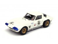 TSM MODEL MODELLINO AUTO 1:43 CHEVROLET GRAND SPORT COUPE' n.4 J. HALL 12H SEBRING 1964