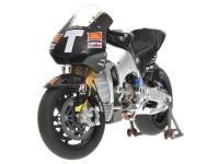 MINICHAMPS MODELLINO MOTO 1:12 HONDA RC212V MARCO SIMONCELLI BLACK TEST VERSION 2011