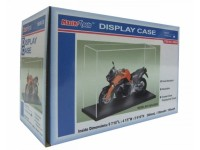TRUMPETER VETRINA MODELLISMO PER MOTO SCALA 1/12 MISURE: 246x106x150 mm