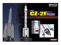 DRAGON MODELLINO 1:400 SPACE ROCKET CZ-2F