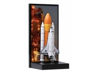 DRAGON MODELLINO 1:400 SPACE SHUTTLE DISCOVERY WITH SRB STS-124 NASA