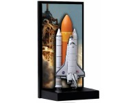 DRAGON MODELLINO 1:400 SPACE SHUTTLE ATLANTIS WITH SRB STS-71 NASA