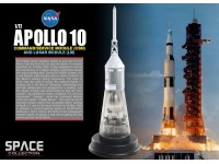 DRAGON MODELLINO 1:72 APOLLO 10 COMMAND SERVICE MODULE AND LUNAR MODULE