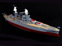 MODELLISMO TRUMPETER KIT NAVE RADIOCOMANDATA USS ARIZONA BB-39 1941 R/C 2.4G