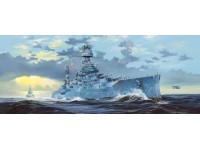 MODELLISMO TRUMPETER KIT NAVE USS NEW TEXAS BB-35 1/350