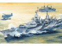 MODELLISMO TRUMPETER KIT NAVE USS INDIANAPOLIS CA-35 1944 1/350
