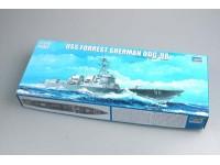 MODELLISMO TRUMPETER KIT NAVE USS FORREST SHERMAN DDG-98 1/350