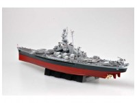MODELLISMO TRUMPETER KIT NAVE USS MASSACHUSETTS BB-59 1/350
