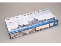 MODELLISMO TRUMPETER KIT NAVE USS SAN FRANCISCO CA-38 1942 1/350