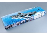 MODELLISMO TRUMPETER KIT NAVE USS HORNET 1/350