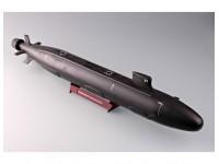 MODELLISMO TRUMPETER KIT SOTTOMARINO USS SSN-21 SEA WOLF ATTACK SUBMARINE 1/144