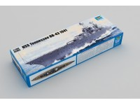 MODELLISMO TRUMPETER KIT NAVE USS TENNESEE BB-43 1941 1/700