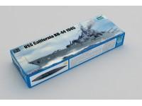 MODELLISMO TRUMPETER KIT NAVE USS CALIFORNIA BB-44 1945 1/700