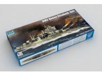 MODELLISMO TRUMPETER KIT NAVE HMS QUEEN ELIZABETH 1941 1/700