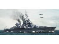 MODELLISMO TRUMPETER KIT NAVE USS MARYLAND BB-46 1945 1/700
