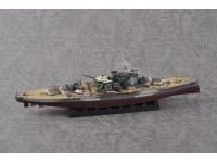 MODELLISMO TRUMPETER KIT NAVE HMS WARSPITE 1942 1/700
