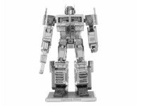 METAL EARTH OPTIMUS PRIME TRANSFORMERS KIT IN METALLO 3D