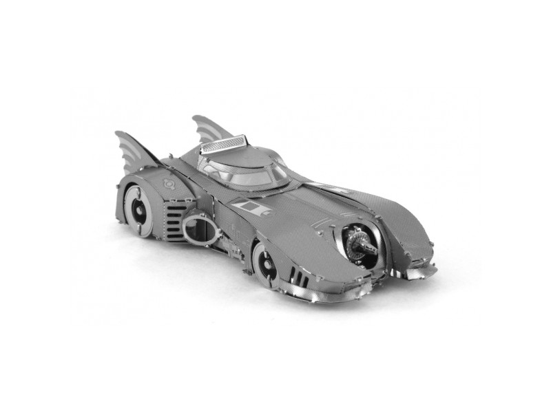METAL EARTH BATMOBILE BATMAN 1989 KIT IN METALLO 3D