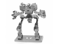METAL EARTH HALO UNSC MANTIS KIT IN METALLO 3D
