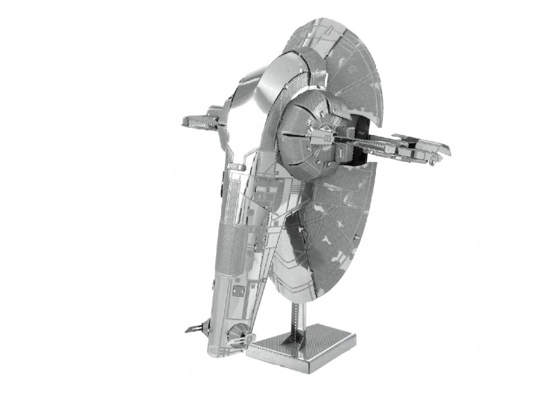 METAL EARTH STAR WARS SLAVE 1 BOBA FETT KIT IN METALLO 3D