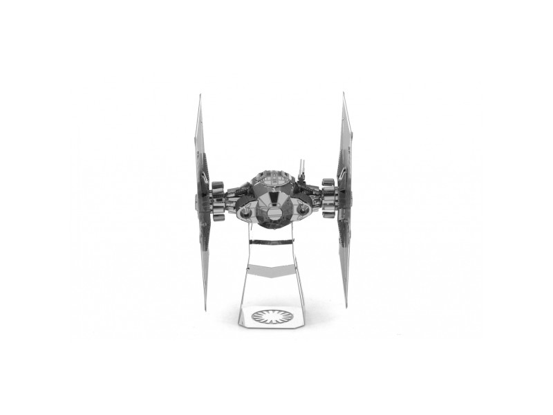 METAL EARTH STAR WARS EP7 SPECIAL FORCES TIE FIGHTER KIT IN METALLO 3D