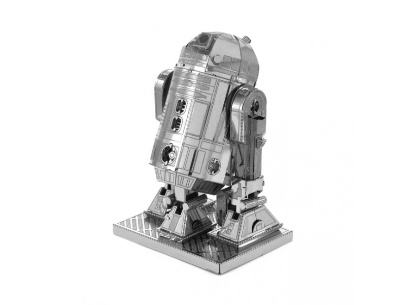 METAL EARTH STAR WARS R2-D2 KIT IN METALLO 3D