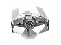 METAL EARTH STAR WARS DARTH VADER'S TIE FIGHTER KIT IN METALLO 3D
