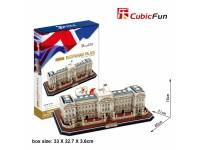 CUBICFUN MODELLINO BUCKINGHAM PALACE LONDRA IN PUZZLE 3D