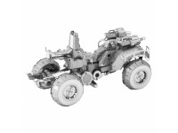METAL EARTH HALO GUNGOOSE UNSC KIT IN METALLO 3D