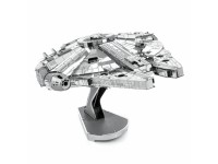 METAL EARTH STAR WARS MILLENNIUM FALCON BIG KIT IN METALLO 3D