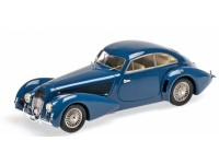 MINICHAMPS MODELLINO AUTO BENTLEY EMBIRICOS 1938 BLUE 1/43