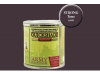 ARMY PAINTER LAVAGGIO PER PITTURA MINIATURE MODELLISMO QUICKSHADE STRONG TONE 300 ML