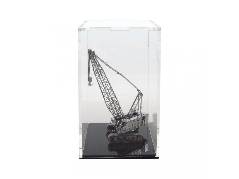 METAL EARTH VETRINA MODELLISMO 7,6x7,6x12,7 cm IN PLASTICA