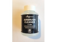 VALLEJO AIRBRUSH CLEANER PER LA PULIZIA DI AEROGRAFI E AEROPENNE 85 ML