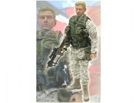 DRAGON MODELLINO MONTATO ALDEN - 1ST MARINE EXPEDITIONARY FORCE SOUTHERN IRAQ 2003 1/6