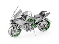 METAL EARTH KIT MODELLINO KAWASAKI NINJA H2R IN METALLO