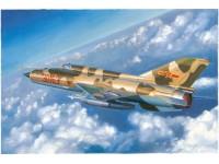 MODELLISMO TRUMPETR KIT MONTAGGIO AEREO J-7C/J-7D FIGHTER 1/48