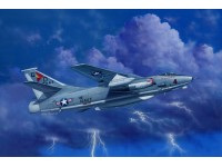 MODELLISMO TRUMPETER KIT MODELLINO AEREO ERA-3B SKYWARRIOR STRATEGIC BOMBER 1/48