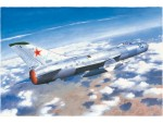 MODELLISMO TRUMPETER KIT MODELLINO AEREO SOVIET SU-11 FISHPOT 1/48