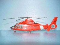 MODELLISMO TRUMPETER KIT MODELLINO ELICOTTERO US HH-65A DOLPHIN HELICOPTER 1/48