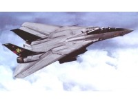 MODELLISMO TRUMPETER KIT MODELLINO AEREO F-14B TOMCAT 1/144