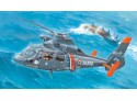 MODELLISMO TRUMPETER KIT MODELLINO ELICOTTERO AS365N2 DOLPHIN 2 HELICOPTER 1/35